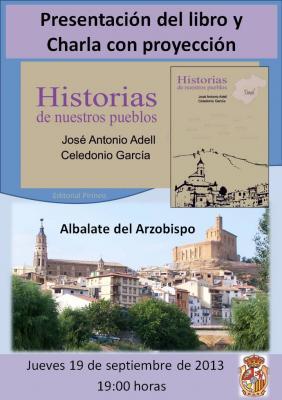 Historias de nuestros pueblos en Albalate del Arzobispo