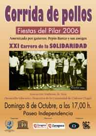 Zaragoza acoge la XXI Carrera Solidaria