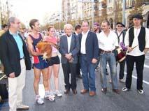 Quintín y Casajús ganan la XXI Carrera Solidaria