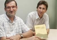 Adell y García presentan un libro de historias sobre pueblos de Zaragoza