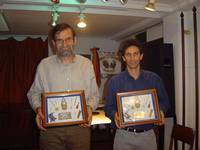 José Antonio Adell y Celedonio García, premiados por la Asociación de Gaiteros de Aragón