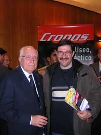 Homenaje del atletismo aragonés a Ernesto Bribián