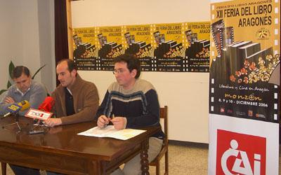 La XII Feria del Libro Aragonés de Monzón reúne este fin de semana a 35 editoriales públicas y privadas