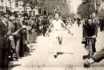Atletismo pre-federado: Las sociedades deportivas