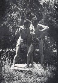 Santiago Ramón y Cajal y el ejercicio físico: Juventud