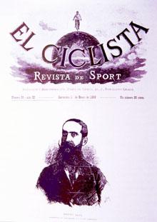 El velocipedismo altoaragonés a finales del siglo XIX