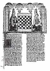 El remoto y simbólico juego del ajedrez