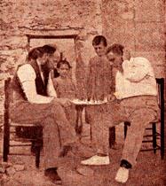 El ajedrez en los primeros años del siglo XX