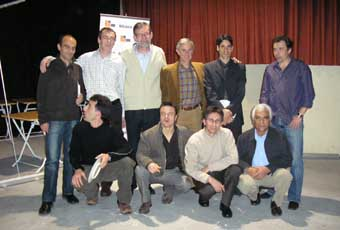 El Hinaco premia a los mejores del 2006