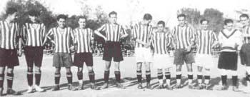 Cien años de fútbol en Aragón (1903-2003)