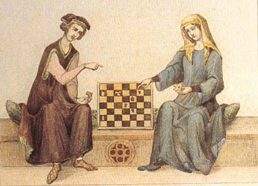 La época romántica del ajedrez