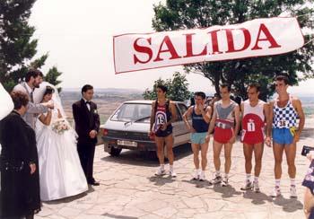 Corrida de bodas