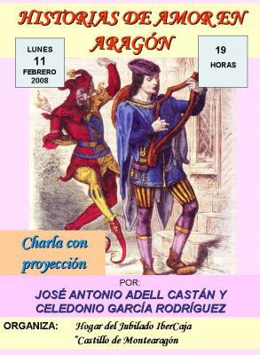 Historias de Amor en el Espacio de IberCaja Castillo de Montearagón (Huesca)