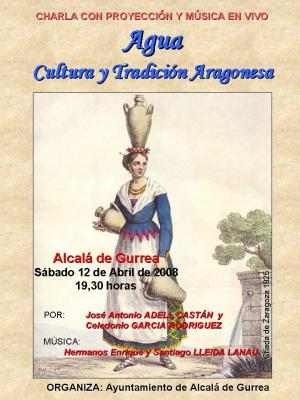 La Cultura del Agua en Alcalá de Gurrea