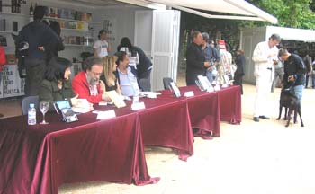 XXV Feria del Libro de Huesca