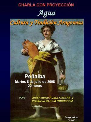Agua,cultura y tradición aragonesa en Peñalba