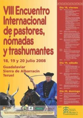 VIII Encuentro Internacional de pastores nómadas y trashumantes