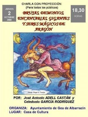 Los seres mágicos recorren la serranía de Albarracín