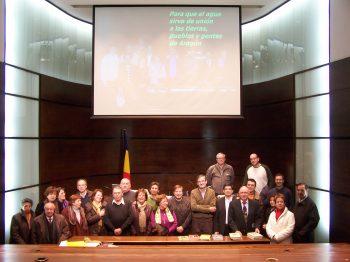 La Cultura popular del agua en Aragón con los aragoneses de Andorra la Vella