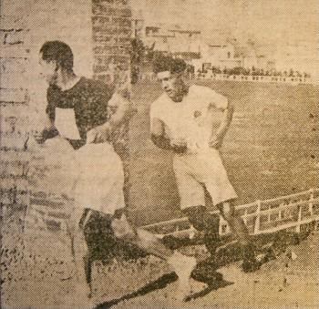 Ignacio Latorre Sanjuán e Ignacio Latorre Ollés, los corredores de Santaleciana