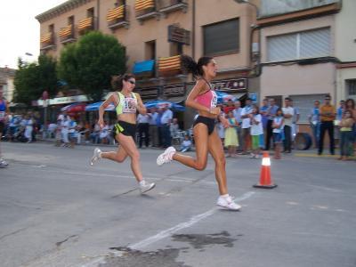 Las carreras pedestres de Sariñena