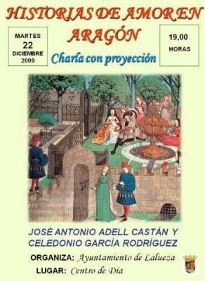 El Amor en Aragón, charla en Lalueza