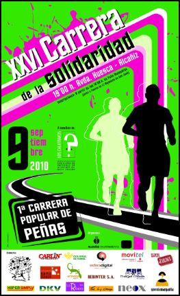 XXVI Carrera de la Solidaridad en Alcañiz