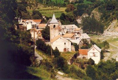 Tiempo de Navidad en el Alto Aragón