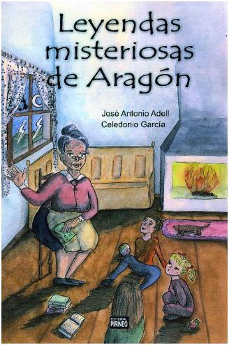 Nueva edición de Leyendas Misteriosas de Aragón